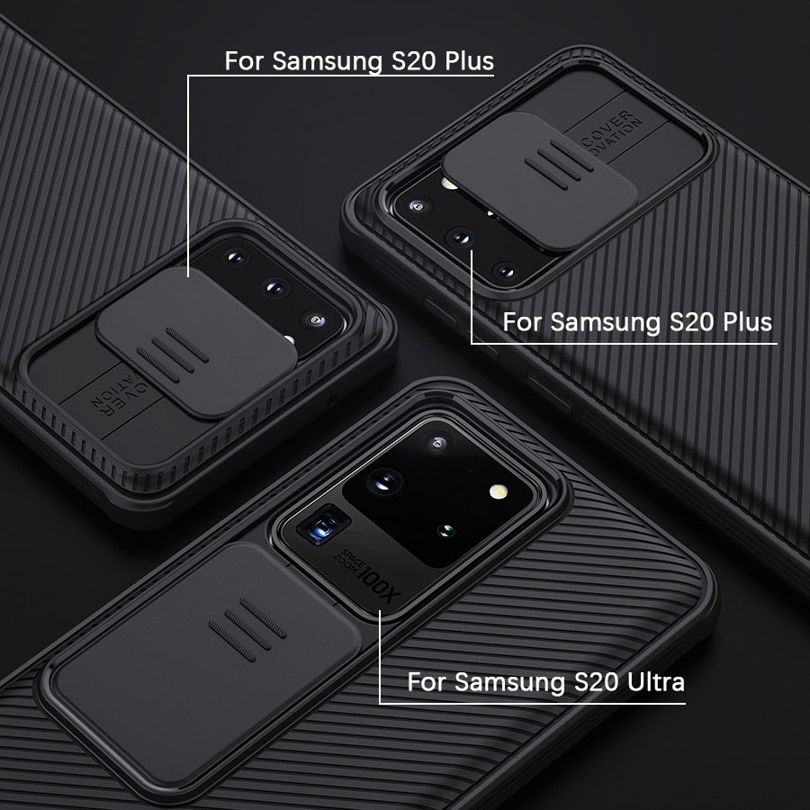 NILLKIN Electric Slider Case for Samsung