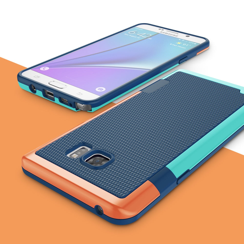 SuaGet Color Bumper Phone Case for Samsung