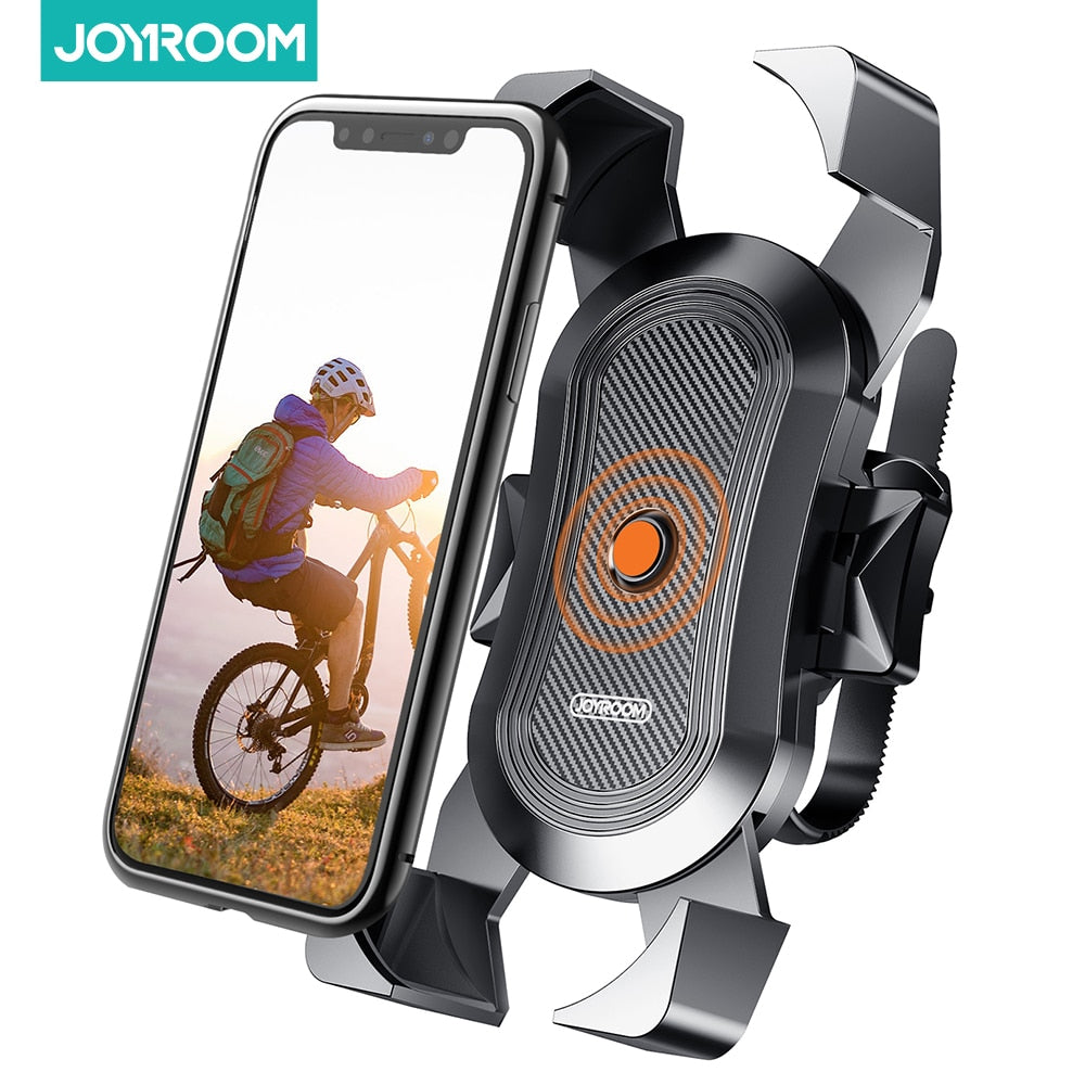 Joyroom Bear Grip Bicycle Phone Holder