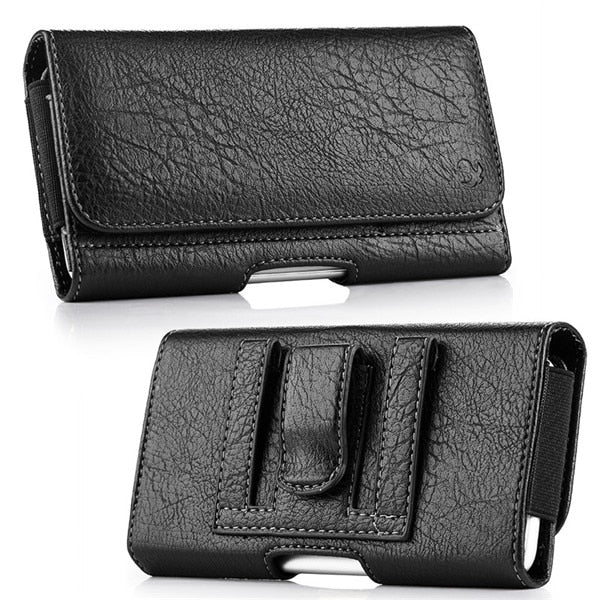 Luxmo Universal Leather Phone Case pouch
