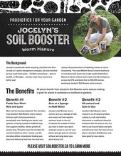 Load image into Gallery viewer, 800g - Jocelyn's Soil Booster Worm Manure (Castings)
