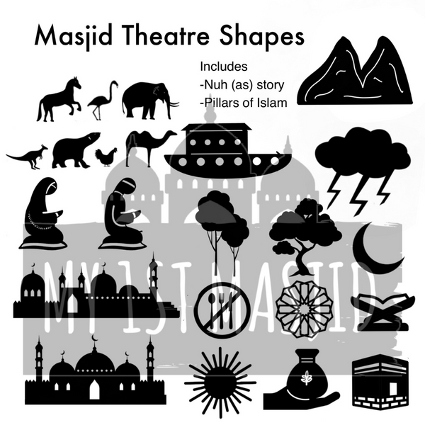 Masjid Tabletop Theatre