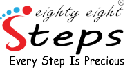 Eighty Eight Steps official