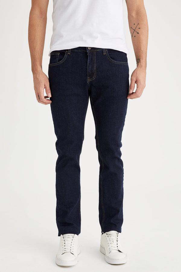 Regular Fit Jeans - Blue