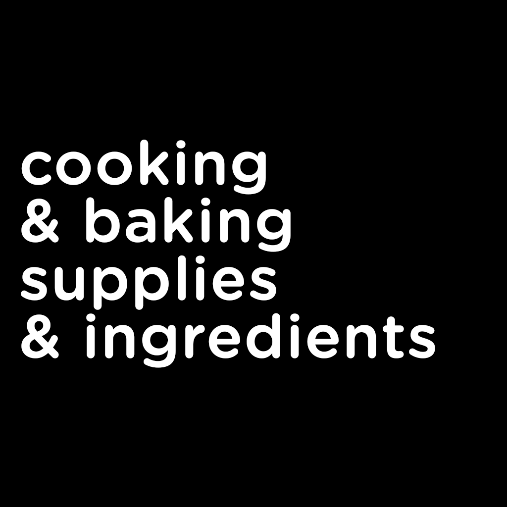 Cooking and Baking Supplies and Ingredients