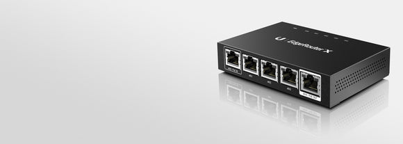 Ubiquiti EdgeRouter X, 5-Port