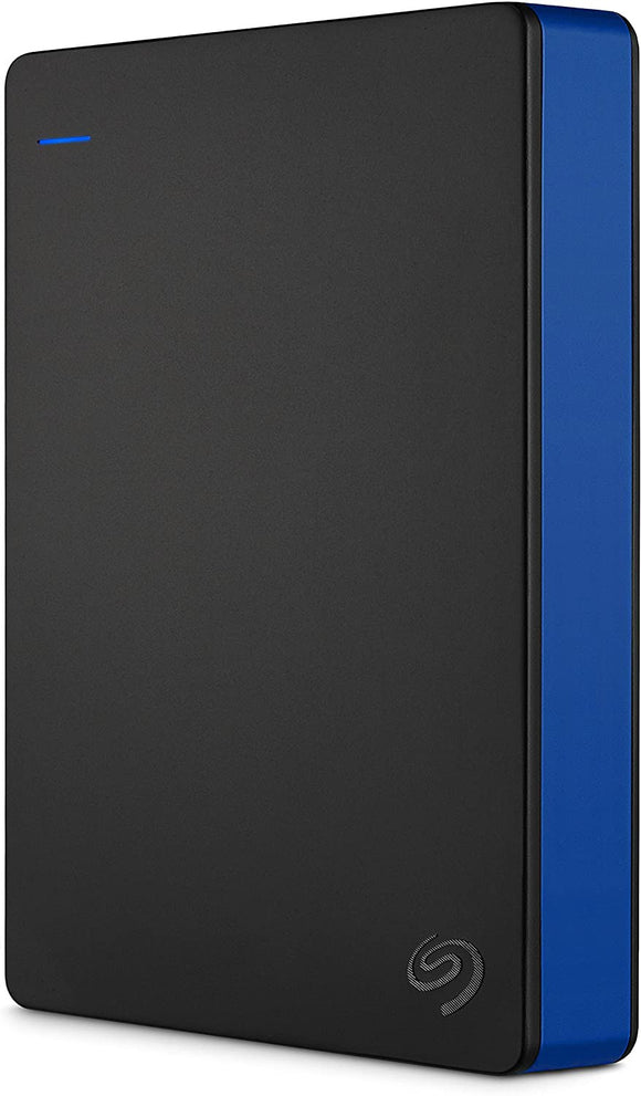 Seagate GAME DRIVE FOR PS4 BLACK 4TB