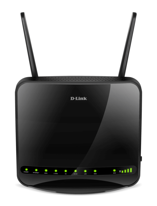D-Link Wireless AC1200 4G LTE Multi-WAN Router