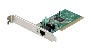 D-Link 10/100/1000Mbps PCI Gigabit Network Adapter