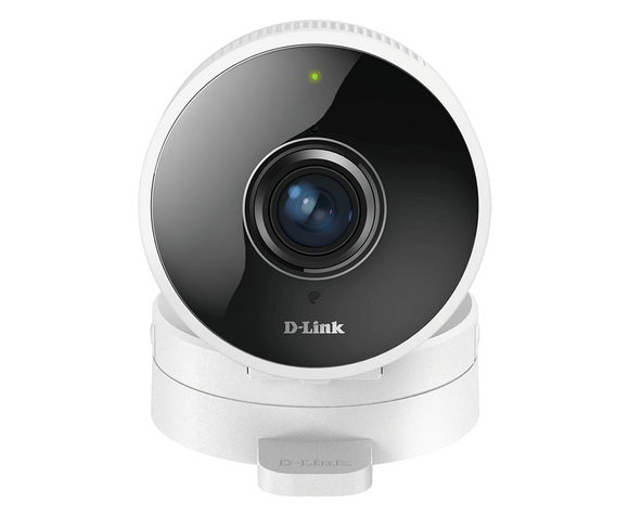D-Link HD 180-Degree Wi-Fi Camera, Build In Speaker & Mic , Support 128GB MicroSD Slot