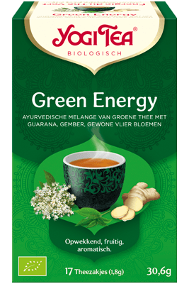 YOGI TEA Green Energy