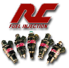 RC Engineering Peak and Hold Injectors