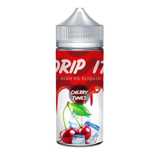 Drip it Cherry Tunes 100ml Shortfill e-Liquid 70/30 Vg/Pg