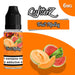 QuitterZ Fruit Medley 10ml e liquid High PG 70Pg 30Vg