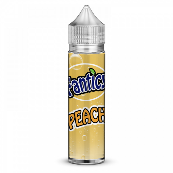 Fanticy Peach 0 nicotine e-Liquid 80/20 VG/PG 50ml