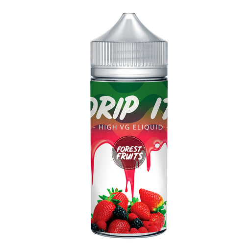 Drip it Forest Fruits 100ml Shortfill e-Liquid 70/30 Vg/Pg