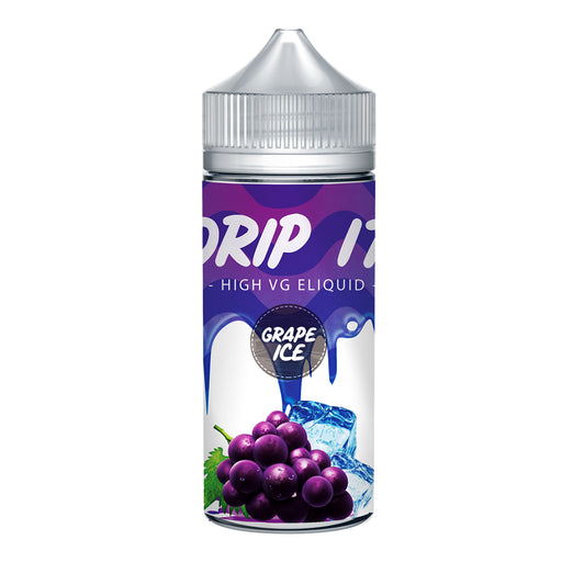 Drip it Grape Ice 100ml Shortfill e-Liquid 70/30 Vg/Pg