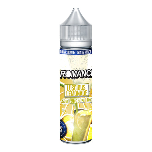 Romance Luscious Lemonade 50ml Shortfill e-liquid 50/50 Vg/Pg