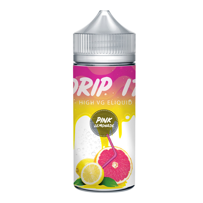 Drip it Pink Lemonade 100ml Shortfill e-Liquid 70/30 Vg/Pg