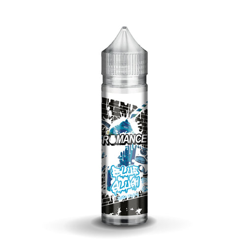 Romance Blue Slush 50ml Shortfill e-liquid 70/30 Vg/Pg