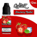 QuitterZ Strawberry Menthol 10ml e liquid High PG 70Pg 30Vg