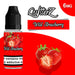 QuitterZ Wild Strawberry 10ml e liquid High PG 70Pg 30Vg