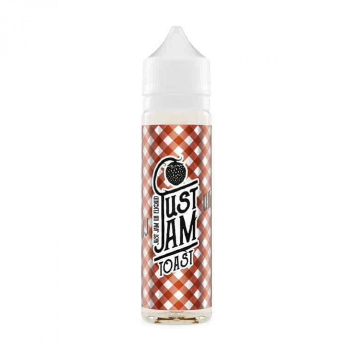 Just Jam Toast 0 nicotine e-Liquid 80/20 VG/PG 50ml