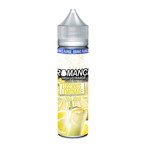 Romance Luscious Lemonade 50ml Shortfill e-liquid 70/30 Vg/Pg