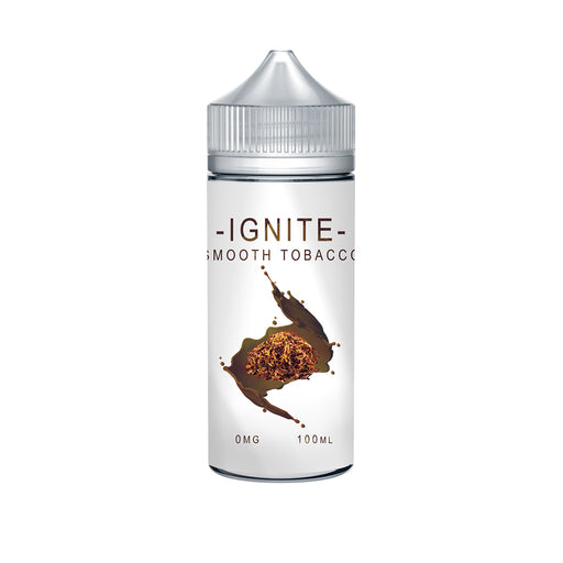 ignite Smooth Tobacco 100ml Shortfill e-Liquid 70/30 Vg/Pg
