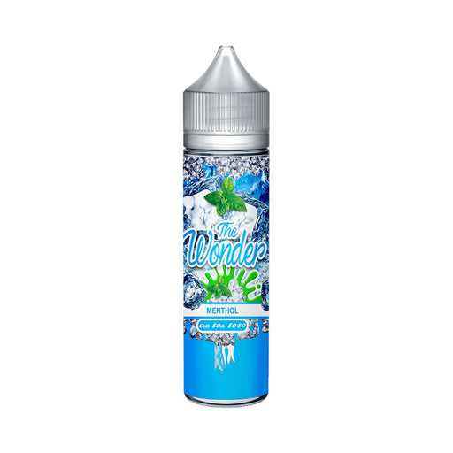 The Wonder Menthol Shortfill e Liquid, 50/50 Vg/Pg