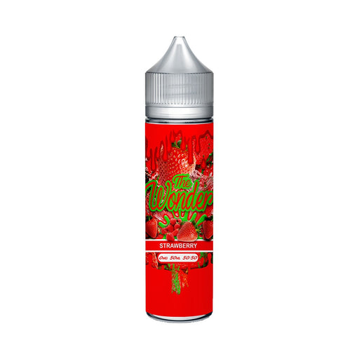 The Wonder Strawberry 50ml Shortfill e Liquid, 50/50 Vg/Pg