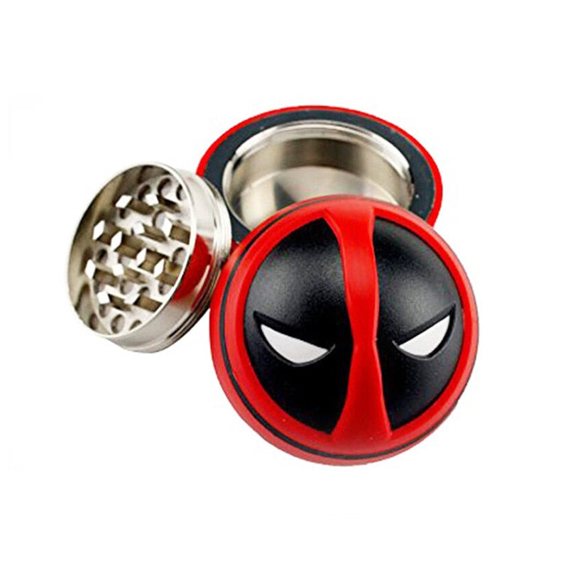 Grinder 3 parties Deadpool<br>Rastafari Market®