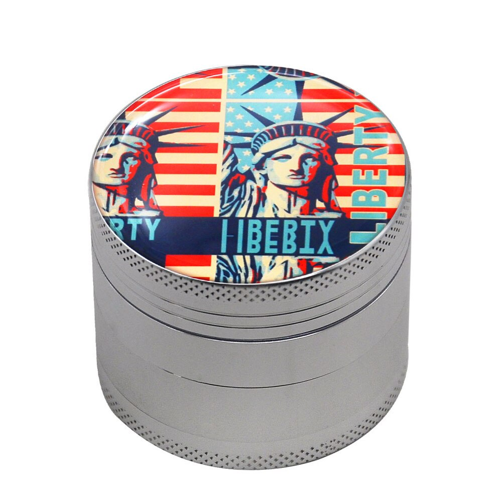 Grinder 50mm Statue of Liberty<br>high et fines<br> Rastafari Market®