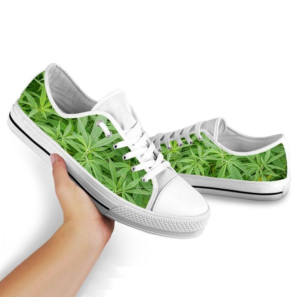 chaussure weed <br> tennis foret de Beuh