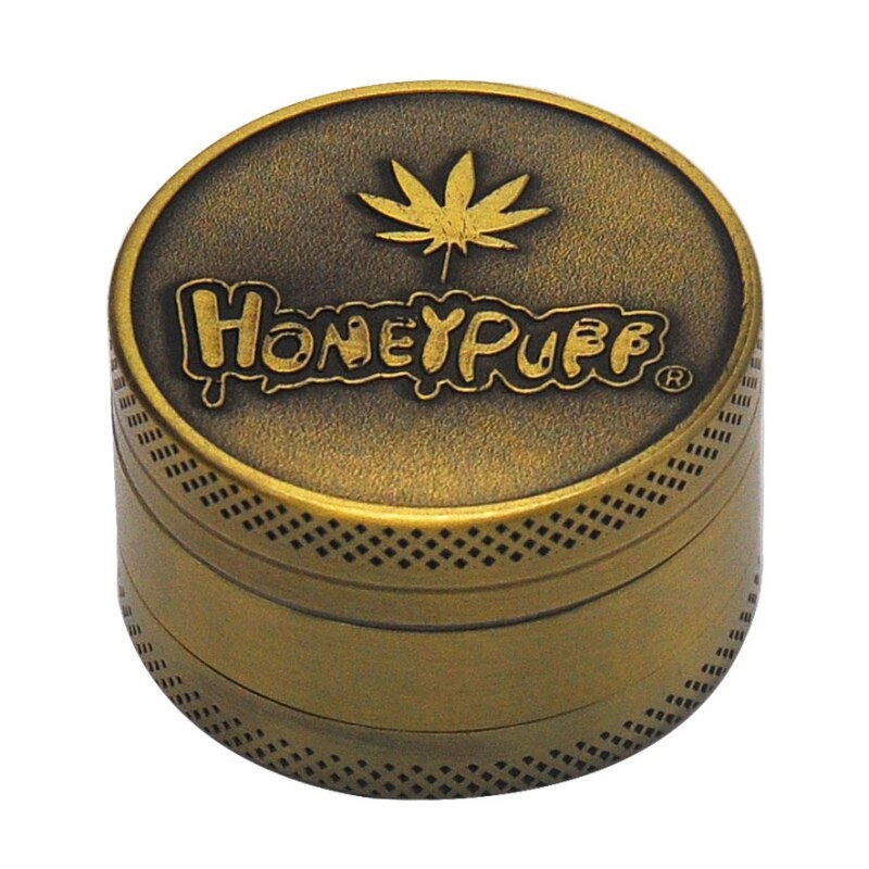 Grinder 3 parties honey puff <br> Rastafari Market®