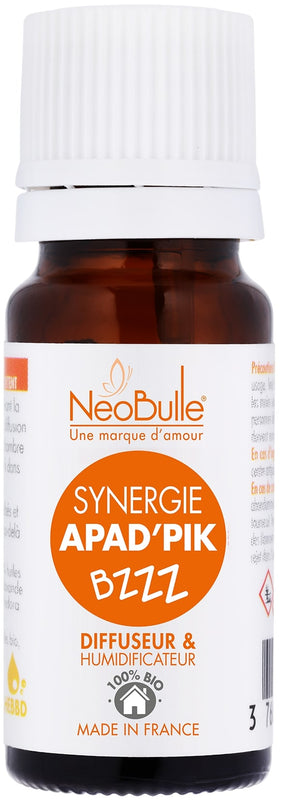 Neobulle Synergie Apad'pik, diffuseur & humidificateur