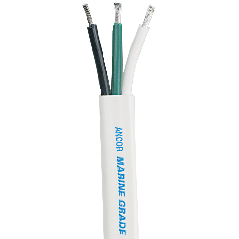 Ancor Triplex Cable - 10/3 AWG - 100' [131110]