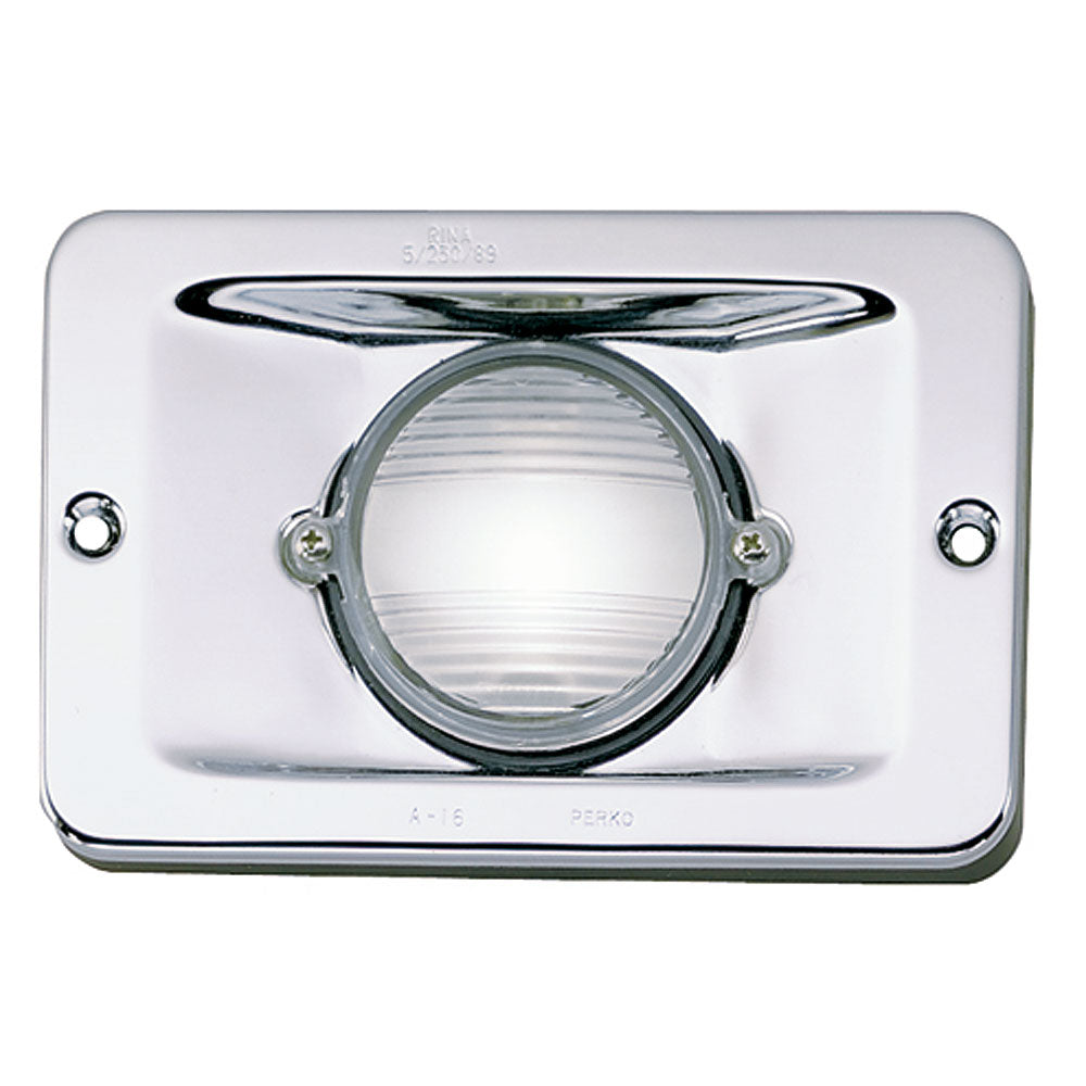 Perko Vertical Mount Stern Light Stainless Steel [0939DP1STS]