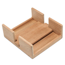Load image into Gallery viewer, Whitecap Teak Stay-Put Napkin Holder [62434]