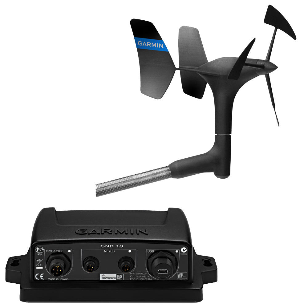 Garmin gWind Transducer w/GND 10 Black Box Bridge [010-01227-00]