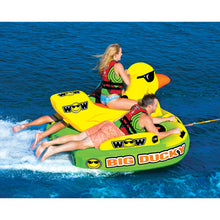 Load image into Gallery viewer, WOW Watersports Big Ducky Towable - 3 Person [18-1140]
