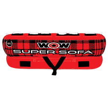 Load image into Gallery viewer, WOW Watersports Super Sofa Towable - 3 Person [21-1040]