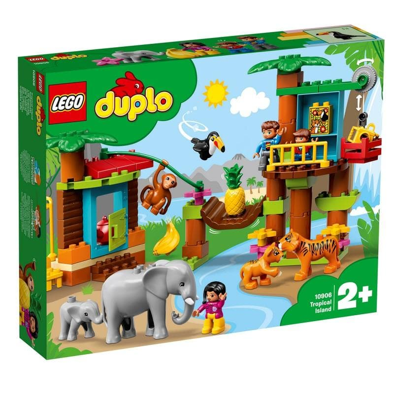 לגו 10906 Lego - האי הטרופי freeshipping - TheBrick.co.il