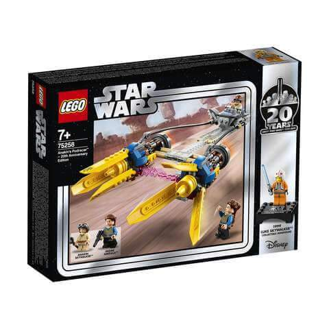 Lego לגו - 75258 - Anakin's Podracer20th Anniversary Edition freeshipping - TheBrick.co.il