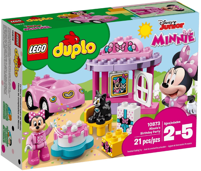 Lego לגו - 10873 - Minnie's Birthday Party freeshipping - TheBrick.co.il