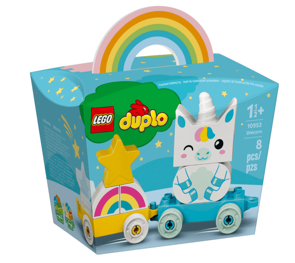 Legp 10953 - Unicorn freeshipping - TheBrick.co.il