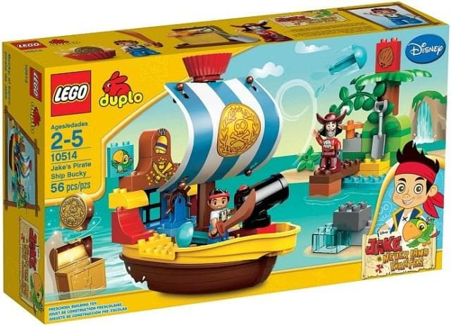 Lego לגו - 10514 - Jake's Pirate Ship Bucky freeshipping - TheBrick.co.il