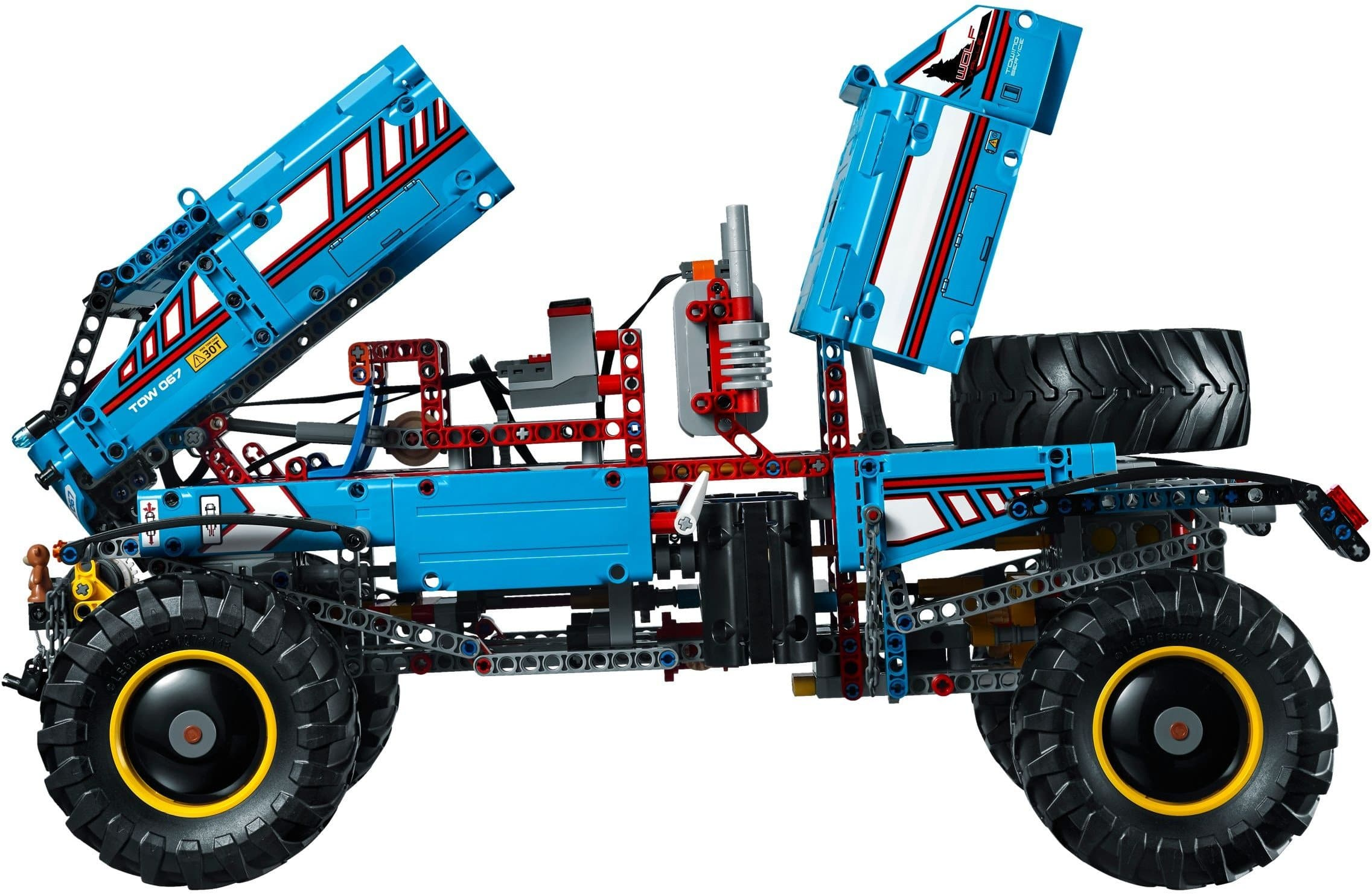 Lego 42070 טכני freeshipping - TheBrick.co.il