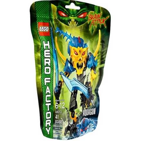 Lego 44013 - Hero Factory Aquagon Action Figure Playset