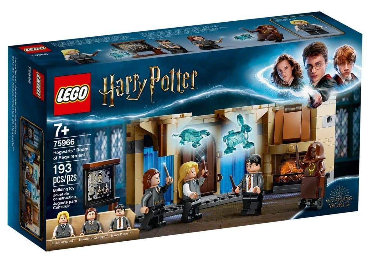 Lego לגו - 75966 - Hogwarts Room of Requirement